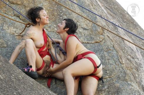 Nikki amp luka rock climb pt2 4