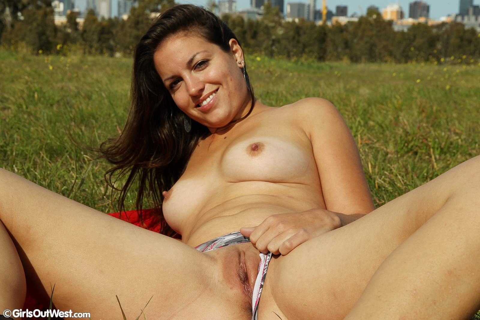 image Girls out west aussie babe toys hairy cunt