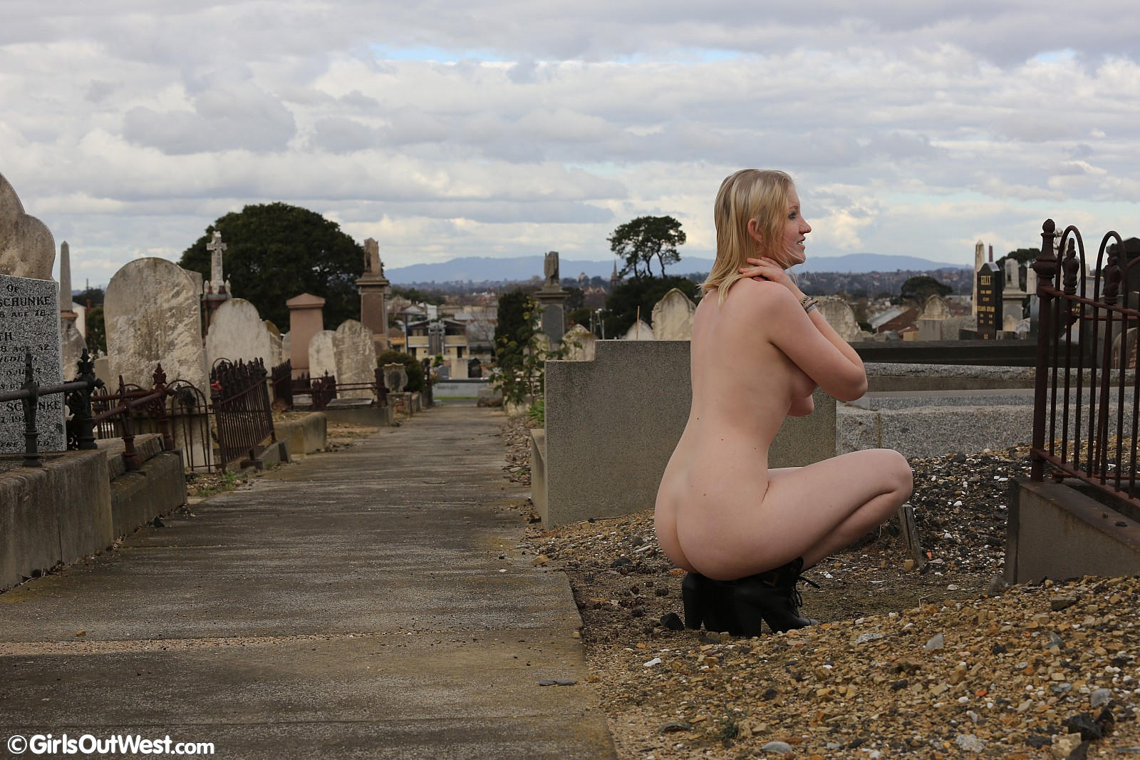 Simply magnificent cemetery teen porn foto apologise