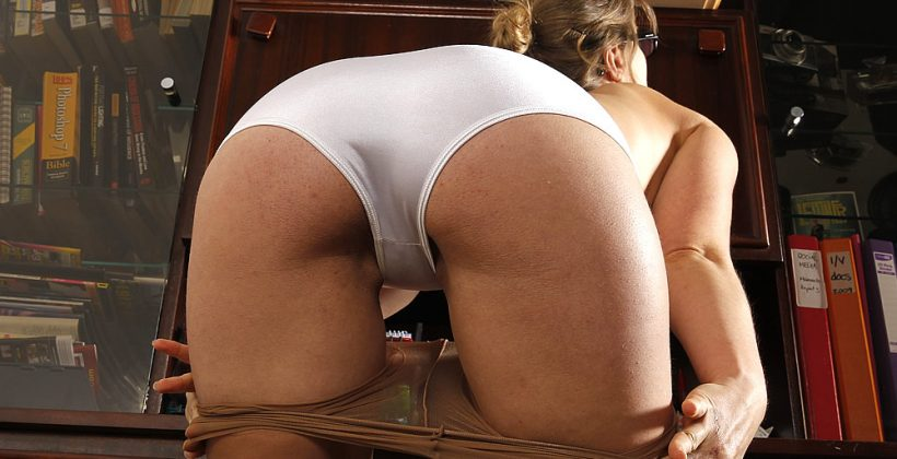 Girls Out West – Hairy Secretary