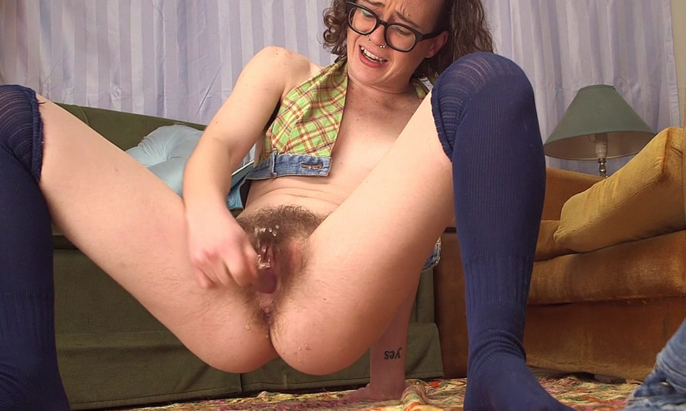 Are girls out west hairy bush opinion